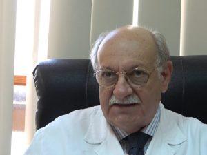 Massimo Farinella, primario Malattie infettive ospedale Cervello