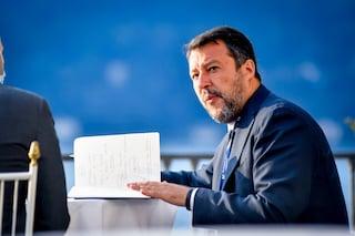 """Regionali, Salvini: """"Riguardano i cittadini, il governo non andrà a casa per questo voto"""""""