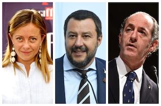 L'asse Zaia-Meloni è la trappola perfetta per rottamare definitivamente Matteo Salvini