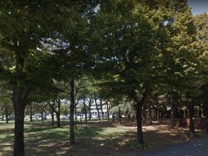 Bellaria, parco Giovanni Paolo II