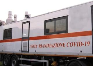 L'Italia punta sulle Terapie intensive mobili, 4 strutture per 300 posti da spostare dove servono