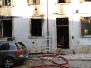 """Paura a Verona, esplosione in un palazzo a Veronetta: """"Provocata da inquilino sotto sfratto"""""""