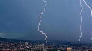 Previsioni meteo 11 settembre: temporali a Sud e sulle isole, grandinate a Nord