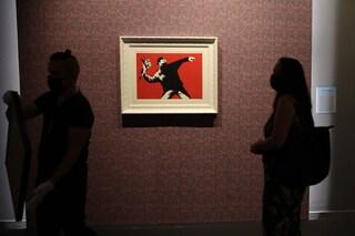 """Banksy perde la sua battaglia legale: """"Sei anonimo, non puoi rivendicare opere"""""""