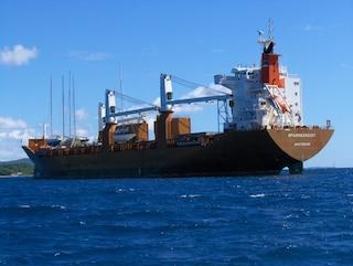Giappone, affonda nave cargo, dispersi i 43 membri dell'equipaggio, tranne uno: salvo dopo 24 ore in mare