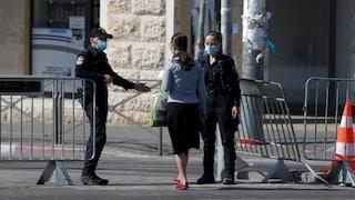 Coronavirus, picco di contagi in Israele: nuovo lockdown per almeno due settimane