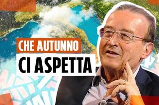 """Meteo autunno 2021, Giuliacci: """"Ottobre piovoso, aspettiamoci nubifragi e trombe d'aria"""""""