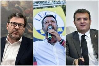 Referendum, la Lega si divide: Giorgetti, Centinaio, Fontana e gli altri nel fronte del No