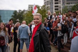 """Bielorussia, scomparsa Maria Kolesnikova: """"Hanno rapito la nostra leader, ma noi non ci fermiamo"""""""
