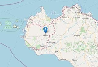 Terremoto in Sicilia, scossa di magnitudo 3.4 fa tremare Salemi: paura in provincia di Trapani