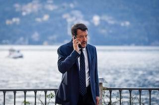 """Salvini contro il governo: """"Rischiamo di morire di immobilismo. Alle Regionali punto al 7 a 0"""""""