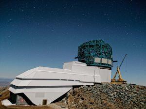 Scatto record in Cile: la foto più grande del mondo ha 3200 megapixel
