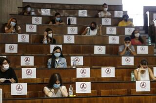 Riparte l'università: dalle mascherine a lezione alle regole da seguire in caso di Covid