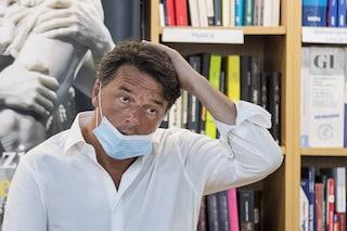 """Renzi: """"Gestione dell'emergenza non funziona, chiederemo conto di queste lacune"""""""