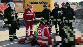 Padova, operai travolti da una montagna di terra: 47enne muore mentre lavora