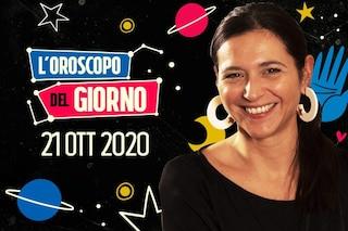 L'oroscopo di oggi 21 ottobre: l'intimità di Toro e Scorpione viene a galla