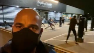"""Treviso,  palestra """"ribelle"""" organizza allenamenti del parcheggio per protesta contro il nuovo Dpcm"""
