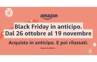 Gli sconti su Amazon fino al 19 novembre: tutte le promozioni in attesa del Black Friday
