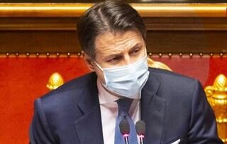 """Dpcm, Conte al Senato: """"Dopo Campania e Lombardia nuove misure restrittive anche in altre Regioni"""""""
