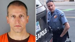 George Floyd, l'agente che lo uccise liberato su cauzione: versato un milione di dollari