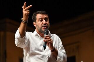 """Coronavirus, Salvini: """"Si fa terrorismo, verificare concause di morti per Covid"""""""