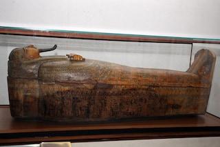 Egitto, scoperta record: 59 sarcofagi in legno di 2500 anni fa