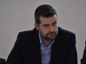 Paolo Tiramani, sindaco di Borgosesia e parlamentare leghista