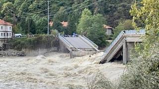 Maltempo Piemonte, trovato morto il pastore travolto dalla furia dell'acqua: salgono a 2 le vittime