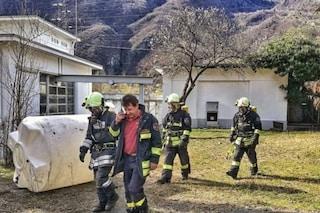 """Rinaldo Challancin, il vigile del fuoco morto durante il maltempo: """"Una vita dedicata agli altri"""""""