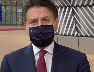 """Covid, Conte a Bruxelles per il Consiglio europeo: """"Dobbiamo coordinare risposte a livello Ue"""""""