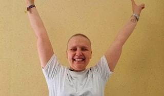 """Il coraggio di Claudia: """"Ho il cancro, ma mi approccio alla vita"""": ottobre mese della prevenzione"""