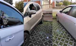 Riparazione gratis per le auto di medici e infermieri vandalizzate, l'iniziativa dei carrozzieri di Rimini