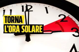 Torna l'ora solare, orologi indietro di un'ora e giornate più corte: potrebbe essere l'ultima volta