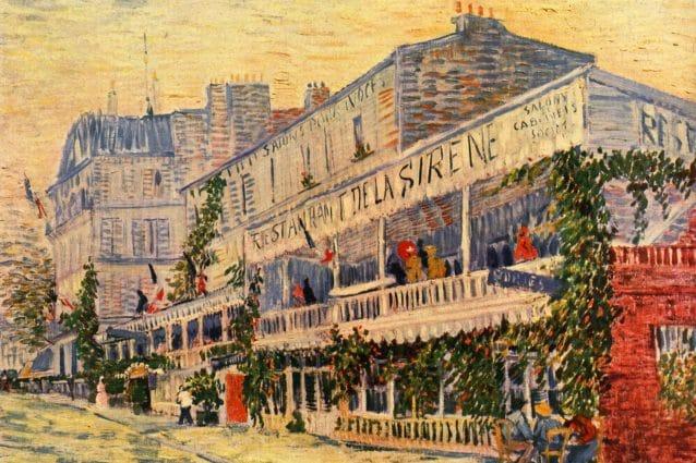 L'opera certamente attribuibile a Van Gogh presente al museo d'Orsay a Parigi