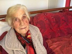 Olga Mantovani, 89 anni