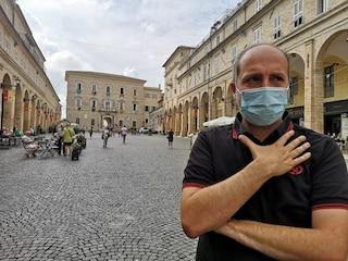 """Ricoverato per Covid-19 il sindaco di Fermo: """"Febbre alta, c'è un interessamento dei polmoni"""""""