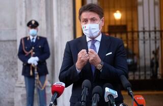 """Conte annuncia nuovo Dpcm: """"Nessun lockdown, dobbiamo tutelare salute ma anche economia"""""""