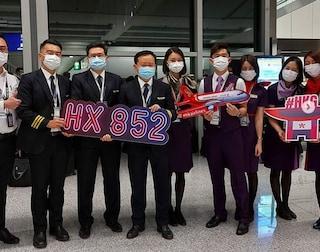 Da Hong Kong destinazione... Hong Kong, il volo per chi non riesce a rinunciare all'aereo