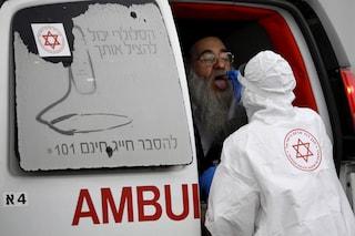 Vaccino covid, cosa succede in Israele: positivi 12mila vaccinati