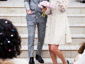 Palermo, organizzano falso matrimonio per battezzare la figlia: la madre si è vestita da sposa