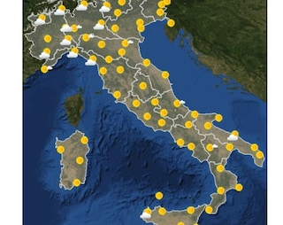 Previsioni meteo 8 ottobre, breve tregua dal maltempo in tutta Italia: tornano sole e caldo