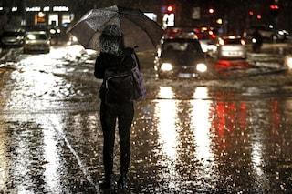 Nubifragi, freddo e neve: da lunedì una intensa ondata di maltempo sull'Italia