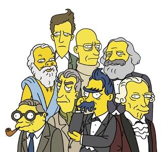 I Simpson e la filosofia: come capire il mondo grazie a Homer, Nietzsche e soci