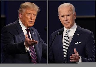 Presidenziali USA 2020, dibattito Trump-Biden: al centro dello scontro il Covid e il razzismo