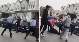 Usa, polizia uccide 27enne nero in strada a Philadelphia: scoppia la rivolta, 30 agenti feriti