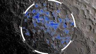 Trovata l'acqua sulla Luna ed è più accessibile del previsto. L'annuncio della Nasa in diretta