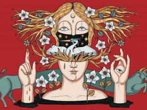 L'illustrazione del manifesto di Vita Nova è stata realizzata daElisa Seitzinger,