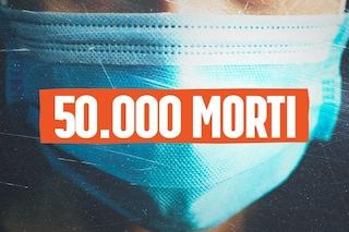 50mila morti per Covid in Italia: come siamo arrivati a questa perdita