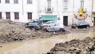 Alluvione Sardegna, ritrovato corpo della terza vittima di Bitti: travolta da un fiume di fango