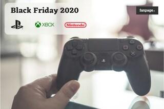 Videogiochi e console in offerta per il Black Friday: sconti su Playstation, Xbox e Nintendo